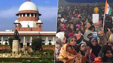 SC Decision on Shaheen Bagh: शाहीन बाग मामले पर सुप्रीम कोर्ट का फैसला, कहा-विरोध के नाम पर सड़क पर अनिश्चितकाल काल तक धरना-प्रदर्शन गलत