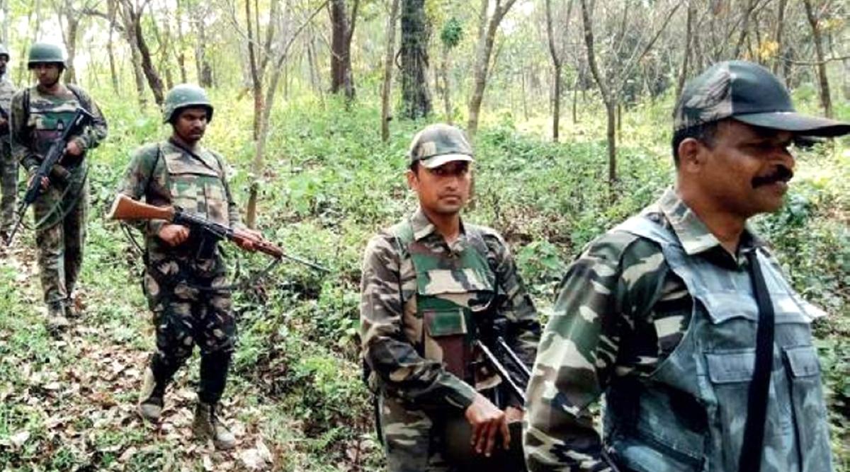 छत्तीसगढ़: बीजापुर में सुरक्षाबलों और नक्सलियों में मुठभेड़, 2 जवान शहीद- 1 नक्सली ढेर