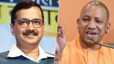 दिल्ली चुनाव परिणाम के बाद क्या UP में अरविंद केजरीवाल देंगे योगी आदित्यनाथ को टक्कर
