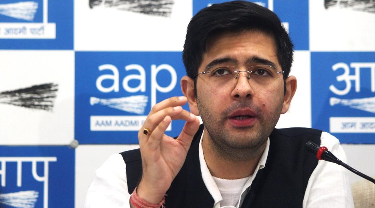 दिल्ली विधानसभा चुनाव परिणाम 2020: जीत के बाद बोले राघव चड्ढा- राजधानी के लोगों ने आतंकवादी को नहीं बल्कि सच्चे देशभक्त को जिताया