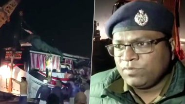 उत्तर प्रदेश: आगरा-लखनऊ एक्सप्रेस वे पर भीषण हादसा, बस-ट्रक की टक्कर में 14 यात्रियों की मौत