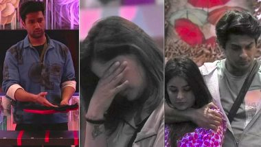 Bigg Boss 13 Episode 98 Sneak Peek 01 | 13 Feb 2020: Vicky Kaushal ने अनाउंस किया Mid-Week Eviction