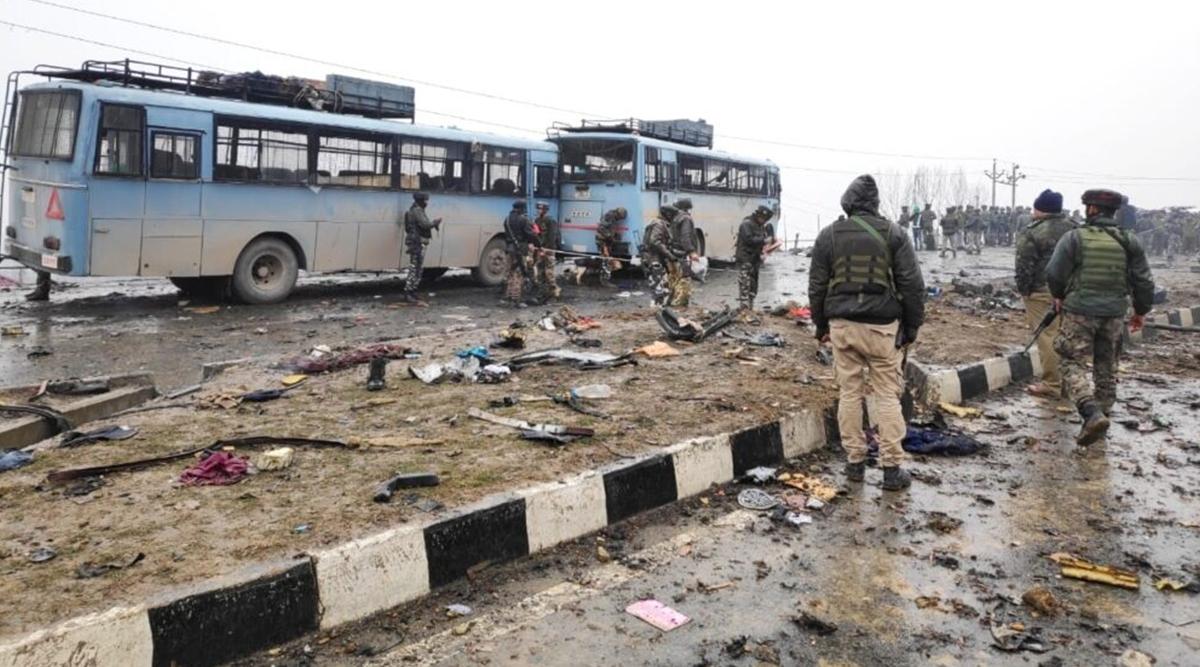 पुलवामा की पहली बरसी: तीन दशक का सबसे घातक आतंकी हमला! जब 20 साल के आतंकवादी ने ली 40 जवानों की जान