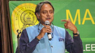 कांग्रेस ने केरल चुनावों के लिए कसी कमर, थरूर के साथ शुरू किया ये प्रोग्राम