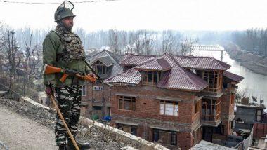 जम्मू-कश्मीर: सुरक्षाबलों ने पुलवामा के मुर्रन गांव को किया सील, कई आतंकियों के छुपे होने का संदेह- सर्च ऑपरेशन जारी
