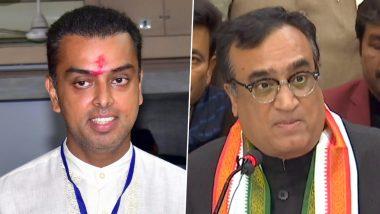 केजरीवाल के काम को लेकर ट्वीटर पर भिड़े कांग्रेस नेता, अजय माकन ने मिलिंद देवड़ा को कहा- छोड़ दीजिए पार्टी