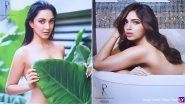 Dabboo Ratnani Calendar 2020 के लिए Topless और Nude हुईं कियारा आडवाणी और भूमि पेडनेकर, देखें Bold Photos