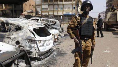 बुर्किना फासो में चर्च पर बड़ा हमला, 24 की मौत
