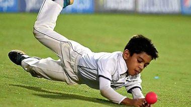 अंडर-14 बीटीआर शील्ड टूर्नामेंट में राहुल द्रविड़ के बेटे समित ने मचाया तहलका, लगाया दोहरा शतक