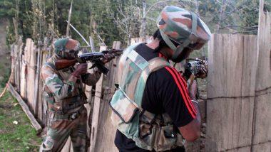 जम्मू-कश्मीर: आतंकी संगठनों को सुरक्षाबलों ने दिया बड़ा झटका, त्राल में तीन आतंकवादियों को मार गिराया