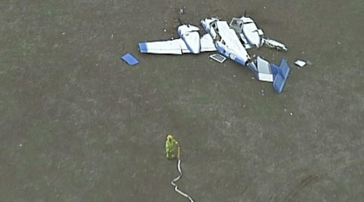 ऑस्ट्रेलिया में विमान हादसा: दो छोटे प्लेन आसमान में टकराए, 4 लोगों की मौत