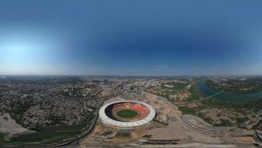 BCCI ने ट्विटर पर शेयर की सरदार पटेल मोटेरा क्रिकेट स्टेडियम की तस्वीर, जानें क्या है इसकी खासियत