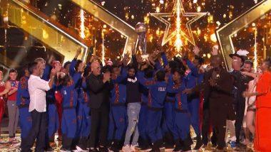 America's Got Talent के फाइनल में 'वी अनबीटेबल' ने मारी बाजी, मुंबई के डांस ग्रुप ने देश का नाम किया रोशन