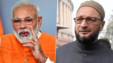 असदुद्दीन ओवैसी बोले- CAA को लेकर पीएम मोदी बोल रहे हैं झूठ, कहा-असम में 13 लाख गैर मुसलमानों को सरकार देगी नागरिकता