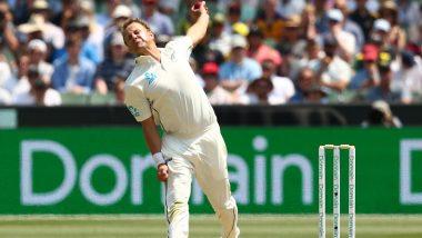 IND vs NZ 1st Test Match 2020: टेस्ट सीरीज शुरू होने से पहले कीवी टीम को लगा पड़ा झटका, बेसिन रिजर्व मैदान में नहीं उतरेंगे नील वैगनर