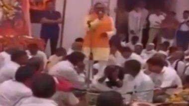 मध्यप्रदेश: कांग्रेस के नेता ने दी बीजेपी को धमकी, कार्यकर्ताओं को छुआ तो खाल नोच लेंगे
