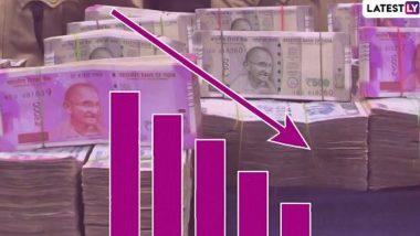 सुस्त अर्थव्यवस्था के बीच भारत की बचत दर 15 साल के निचले स्तर पर पहुंची