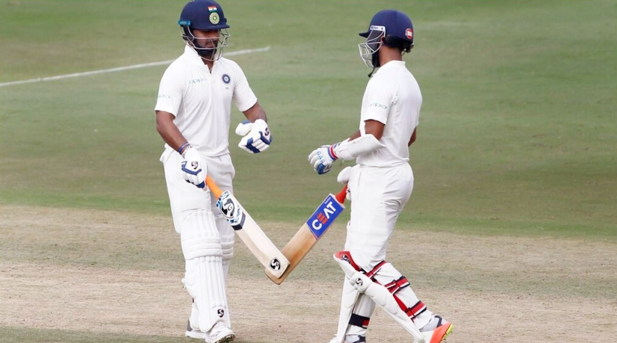 IND vs NZ 1st Test Match 2020: बारिश के चलते पहले दिन का खेल खत्म, टीम इंडिया ने बनाए 122/5, कोहली-पुजारा हुए फेल