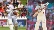 IND vs NZ 1st Test Match 2020: ऋद्धिमान साहा की जगह ऋषभ पंत को मिला प्लेइंग इलेवन में मौका, ट्विटर पर भड़के फैंस