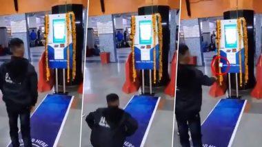 दिल्ली: अब एक्सरसाइज करने पर मिलेगा फ्री टिकट, आनंद विहार रेलवे स्टेशन पर लगी फिटनेस मशीन