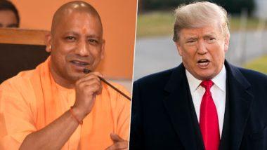 Donald Trump India Visit: डोनाल्ड ट्रंप का सीएम योगी आगरा में करेंगे स्वागत, साथ ही जाएंगे ताज महल देखेंगे