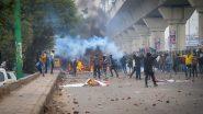 दिल्ली हिंसा: फायरिंग में टीवी पत्रकार घायल, दो अन्य रिपोर्टरों की पिटाई