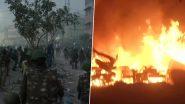 दिल्ली के चांद बाग में फिर भड़की हिंसा, CRPF और रैपिड एक्शन फोर्स तैनात- अब तक 13 की मौत