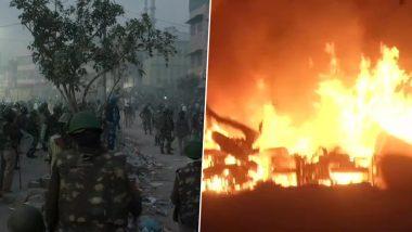 दिल्ली के चांद बाग में फिर भड़की हिंसा, CRPF और रैपिड एक्शन फोर्स तैनात- अब तक 10 की मौत