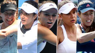 हॉटनेस के मामले में हॉलीवुड एक्ट्रेसेस को भी मात देती हैं ये महिला टेनिस प्लेयर्स, देखें Photos