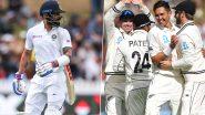 Live Cricket Streaming and Score India vs New Zealand 2nd Test Match: भारत बनाम न्यूजीलैंड 2020 के दूसरे टेस्ट मैच को आप Star Sports पर देख सकते हैं लाइव