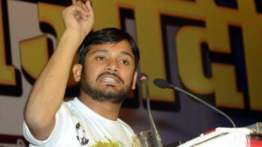 JNU छात्र संघ के पूर्व अध्यक्ष कन्हैया कुमार पर चलेगा देशद्रोह का केस, दिल्ली सरकार ने दी मंजूरी