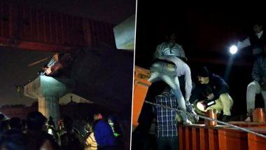 पश्चिम बंगाल में बड़ा हादसा, मुर्शिदाबाद में निर्माणाधीन पुल गिरा- कम से कम 2 की मौत