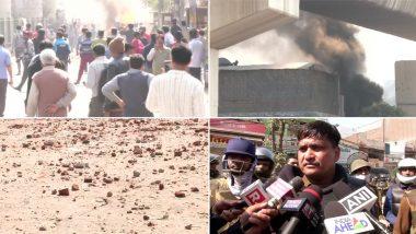 दिल्ली हिंसा में मरने वालों की संख्या बढ़कर 10 हुई,  2 आईपीएस सहित 186 लोग जख्मी