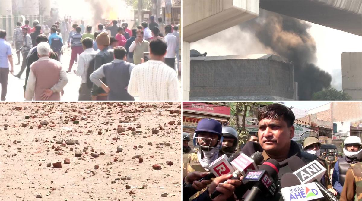 दिल्ली हिंसा: एक पुलिस वाले समेत 4 की मौत, 50 से ज्यादा लोग घायल, डीसीपी रैंक के अधिकारी भी शामिल