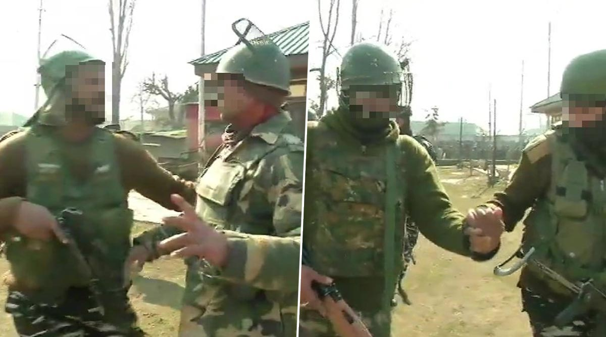 जम्मू-कश्मीर: श्रीनगर में आतंकियों ने CRPF कर्मियों पर फेंका ग्रेनेड, 2 जवानों समेत दो नागरिक घायल