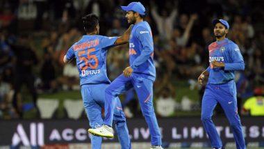 IND vs NZ 5th T20 Match 2020: भारत की न्यूजीलैंड में ऐतिहासिक जीत, 5-0 से सीरीज पर जमाया कब्जा