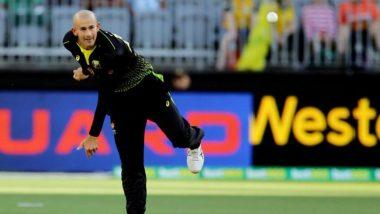 AUS vs SA 1st T20I Match 2020: ब्रेट ली के बाद ऑस्ट्रेलिया के लिए हैट्रिक लेने वाले दूसरे गेंदबाज बनें एश्टन एगर