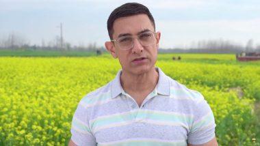 कोरोना का कहर: आमिर खान ने Video मैसेज जारी करके बढ़ाया फैंस का हौंसला, कहा- दुआ करूंगा सब कुछ जल्द ठीक हो जाए