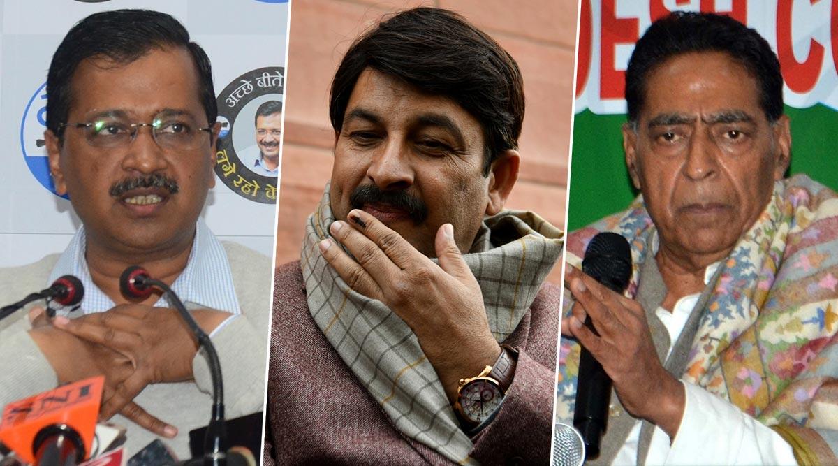 Delhi Assembly Election Results 2020: दिल्ली में केजरीवाल सरकार की होगी वापसी या बीजेपी के सिर सजेगा जीत का ताज, आज आएंगे नतीजे
