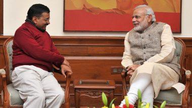 पीएम मोदी ने मुख्यमंत्री पद की शपथ लेने पर अरविंद केजरीवाल को ट्वीट कर दी बधाई, आप संयोजक ने कहा सर  धन्यवाद