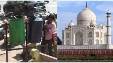 अमेरिकी राष्ट्रपति डोनाल्ड ट्रंप का भारत दौरा- ताज महल जाने को लेकर आगरा में तैयारियां  जोरों पर