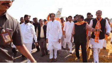 महाराष्ट्र के मुख्यमंत्री उद्धव ठाकरे 7 मार्च को जाएंगे अयोध्या, रामलला के दर्शन के बाद सरयू आरती में लेंगे हिस्सा