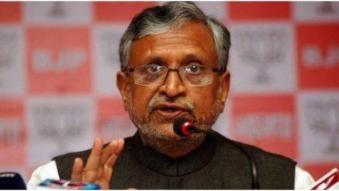 सुशील मोदी ने कहा- औद्योगिक नीति में शामिल होगा लकड़ी उद्योग