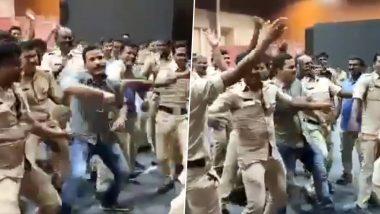 बेंगलुरु: पुलिस अधिकारियों ने निकाला तनाव दूर करने का मजेदार तरीका, डांस क्लास में जमकर लगाए ठुमके, देखे वीडियो