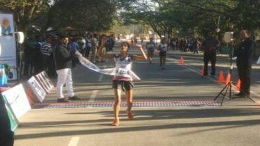 भारतीय एथलीट भावना जाट 20 किमी पैदल चाल में ओलंपिक के लिये क्वालीफाई, राष्ट्रीय रिकॉर्ड भी बनाया