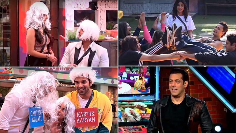 Bigg Boss 13 Weekend Ka War: शिल्पा शेट्टी-अभिमन्यु दसानी के साथ सलमान खान ने किया डांस, घर में हुई 'नो एलिमिनेशन' की घोषणा