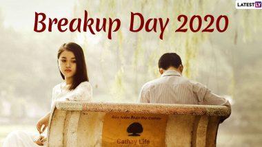 Break Up Day 2020: ब्रेकअप डे पर पार्टनर को हर्ट किए बिना खत्म करना चाहते हैं अपना रिश्ता, इन 5 बातों का रखें ख्याल