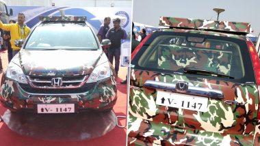 आतंकवाद की कमर तोड़ने के लिए  DRDO ने बनाया मानव रहित वाहन, अत्याधुनिक सुविधाओं से है लैस- जानें खासियत