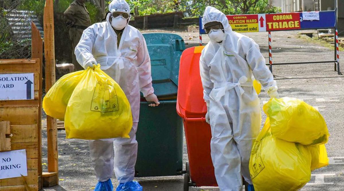 Coronavirus: वायरस संक्रमित देशों के लिस्ट में 17वें नंबर पर भारत, दिल्ली एयरपोर्ट पर इन्फेक्शन का अधिक खतरा