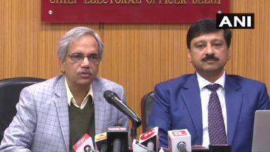 दिल्ली विधानसभा चुनाव 2020: EC ने कहा- 62.59 फीसदी हुई वोटिंग, देरी के सवाल पर बताई ये वजह